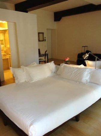 Antica Locanda dei Mercanti : Bed