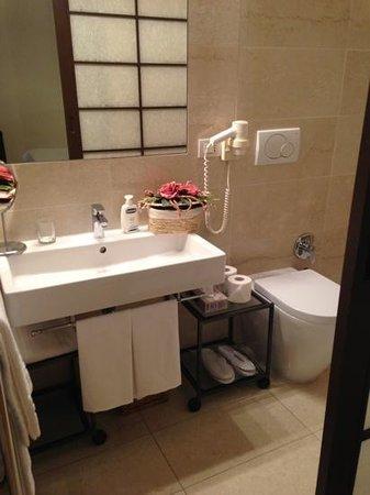 Antica Locanda dei Mercanti : Bathroom