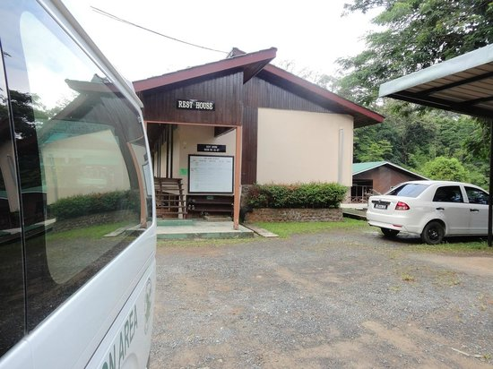 Danum Valley Field Center : Private rooms building