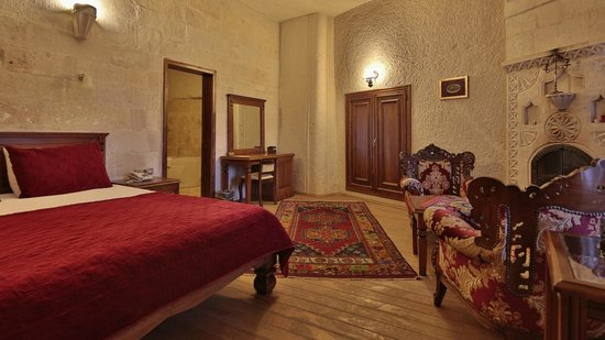 Vezir Cave Suites: Room 107