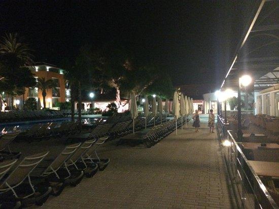 Occidental Menorca: Hotel Area
