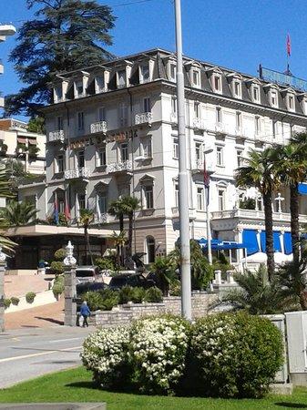 Hotel Splendide Royal: vista esterna hotel