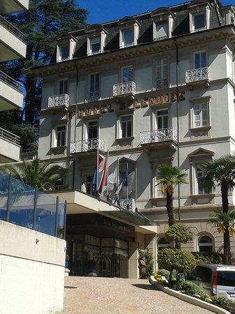 Hotel Splendide Royal: vista esterna hotal