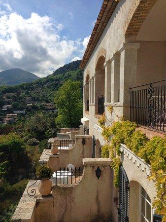 Château Saint-Martin & Spa : Вид с балкона