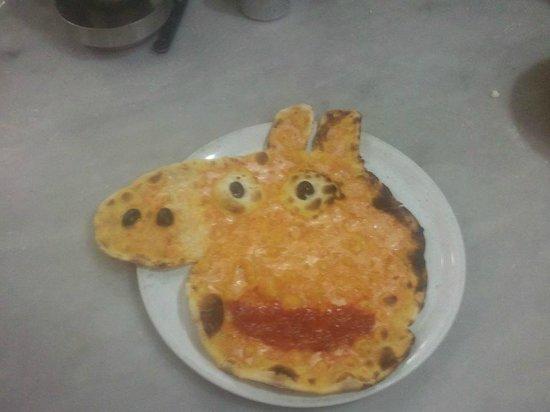 abbastanza Pizza Per Bambini VR45 » Regardsdefemmes JC52