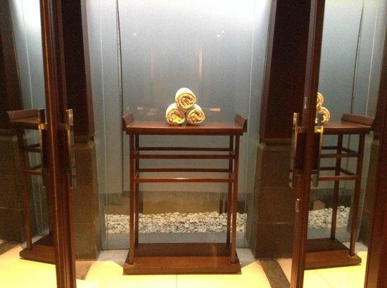 The Kayana Bali: La salle de bain