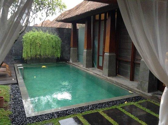 La Piscine Privee Picture Of The Kayana Bali Seminyak Tripadvisor