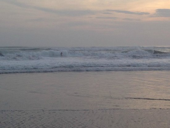 The Kayana Bali : La plage