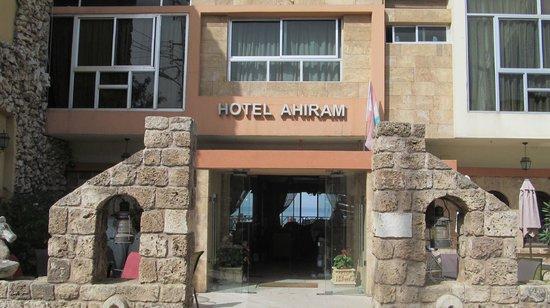 Ahiram Hotel: Отель