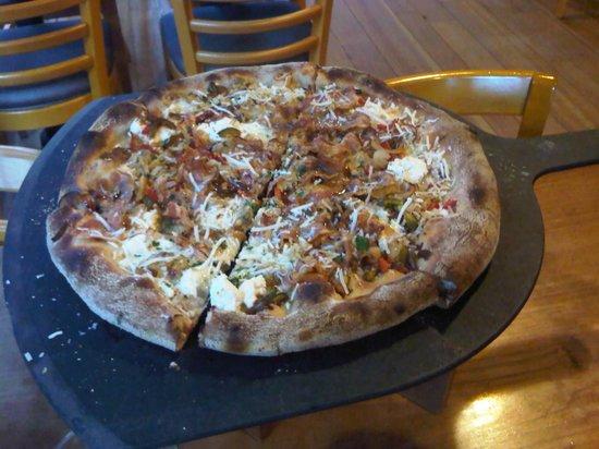 Bar Toma : pizza!
