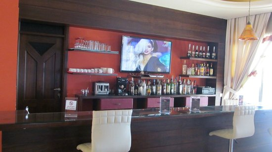 Ahiram Hotel: Бар