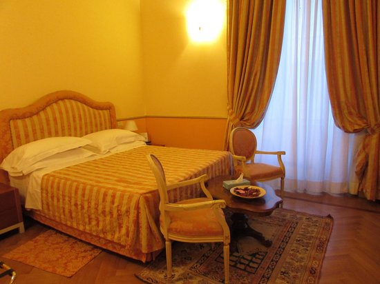 Tiziano Hotel : Room