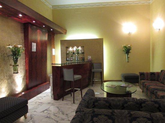 Tiziano Hotel : Lobby/bar
