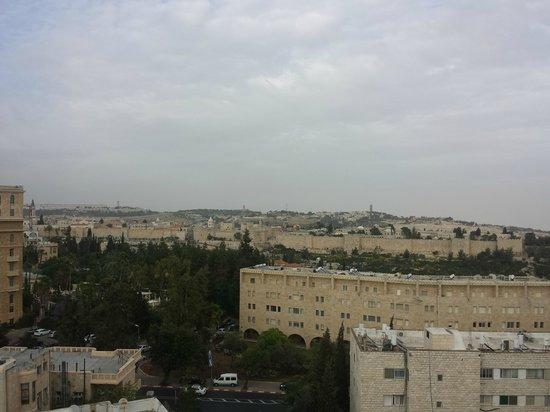 Dan Panorama Jerusalem : View from Rooftop