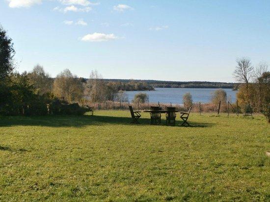 L'Epronniere: En bordure d'un lac de 250 ha à deux pas des Châteaux de la Loire