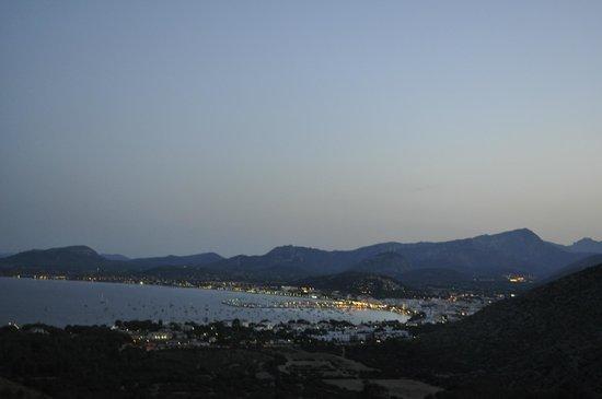 Cap de Formentor: вид на порт