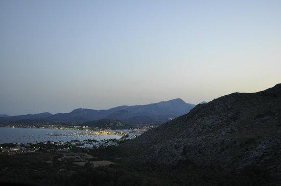Cap de Formentor: Вид на Порт, дорога домой