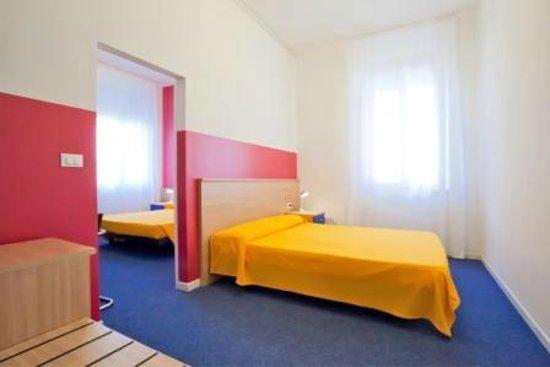 Marina Hotel: Camere comunicanti