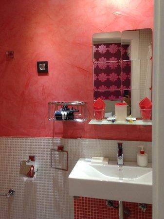 Hostal Madrid Inn: Bagno - Bath