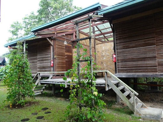 Paganakan Dii Tropical Retreat : private, en-suite rooms