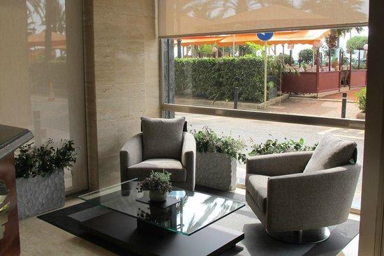 Hotel Miramar: hall