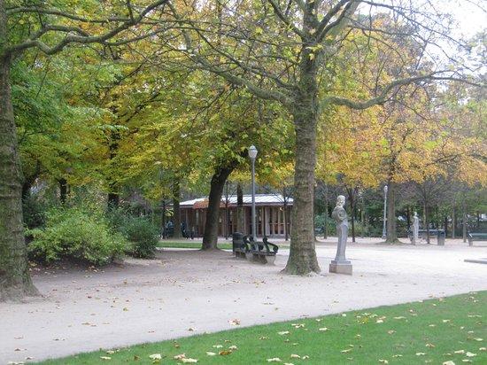 Parc de Bruxelles (Warandepark) : парк