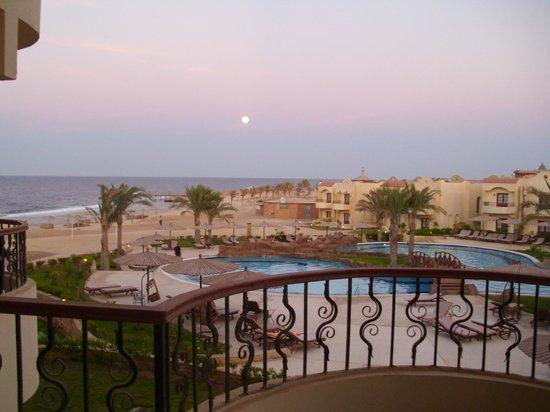 Coral Hills Resort Marsa Alam: Вид из комнаты на море
