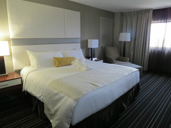 Wyndham Houston West Energy Corridor: King Premium Room