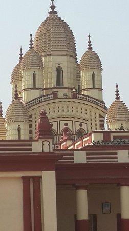 Dakshineswar Kali Temple: the temple