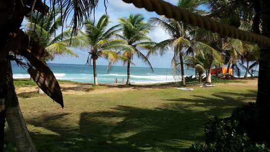 Villa Da Praia Hotel : Vista da praia