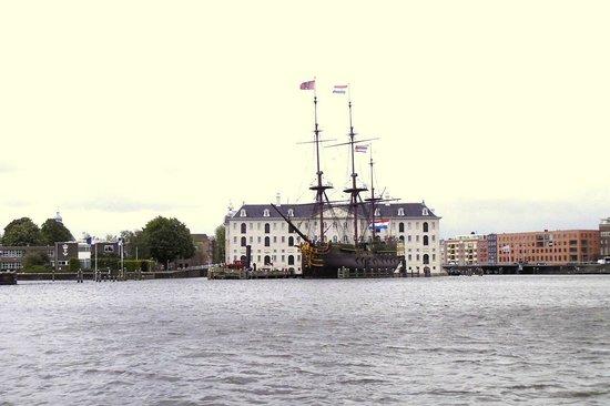 Nederlands Scheepvaartmuseum : Fine repro