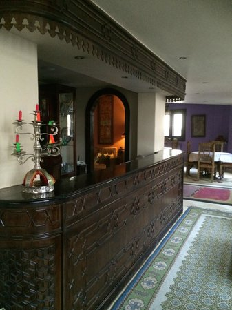 Le Riad Hotel de charme: Bar