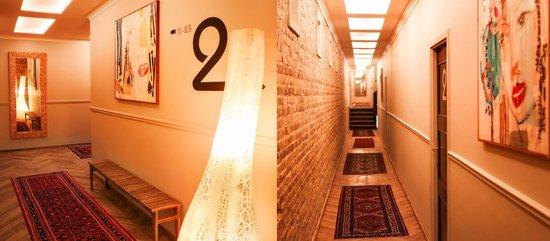 Babette Guldsmeden - Guldsmeden Hotels: Hallway