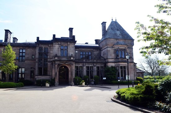 Rookery Hall Hotel & Spa: Hotel