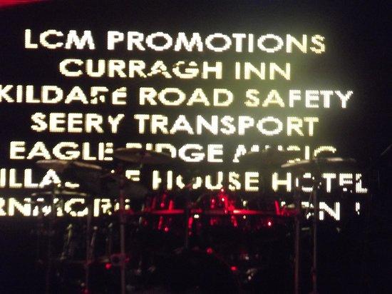 Killashee  - Hotel Spa Leisure: music awards