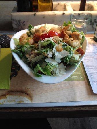 Salate im vapiano