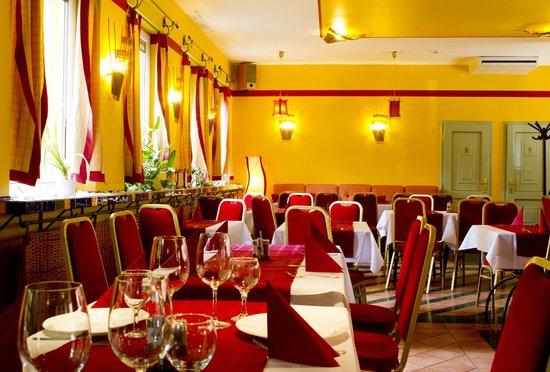 Hotel Thomas : restaurant