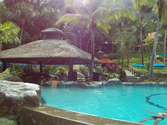 Berjaya Langkawi Resort - Malaysia: Sunken Bar in the Pool