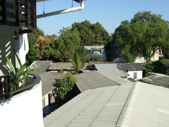 Top Garden Boutique Guesthouse: Zimmeraussicht