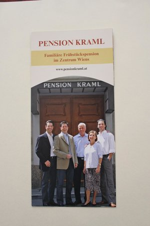 Pension Kraml: The Kraml Family