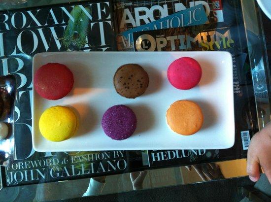 Sofitel Bangkok Sukhumvit : Le Macaron macarons