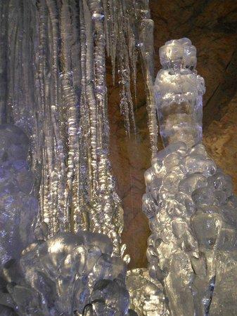 Eisriesenwelt Ice Cave: Hymir's castle