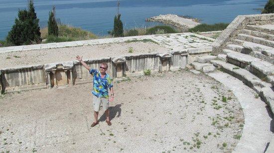 Château de Byblos : Амфитеатр