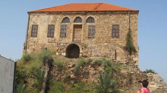 Château de Byblos : Церковь