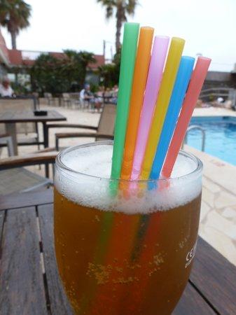 FERGUS Paraiso Beach Hotel: A wet
