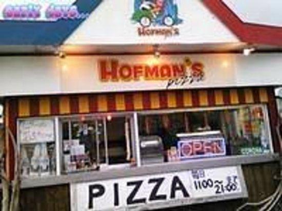 Hofman's Pizza : ホフマンズ ピザ 大好き!!