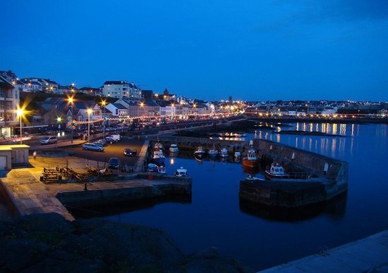 Portstewart in the evening