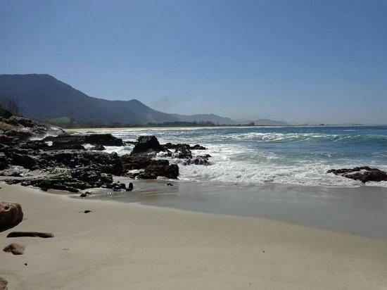 Praia Da Sacristia