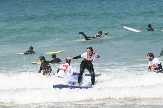 Quiksilver Surf School Newquay