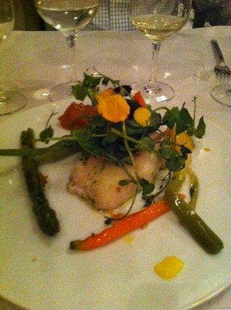La Bonne Excuse: My delicious cod dinner